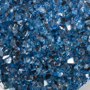 ES Mirror glass Blue