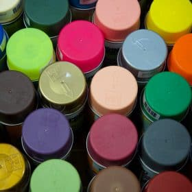 Deco spray